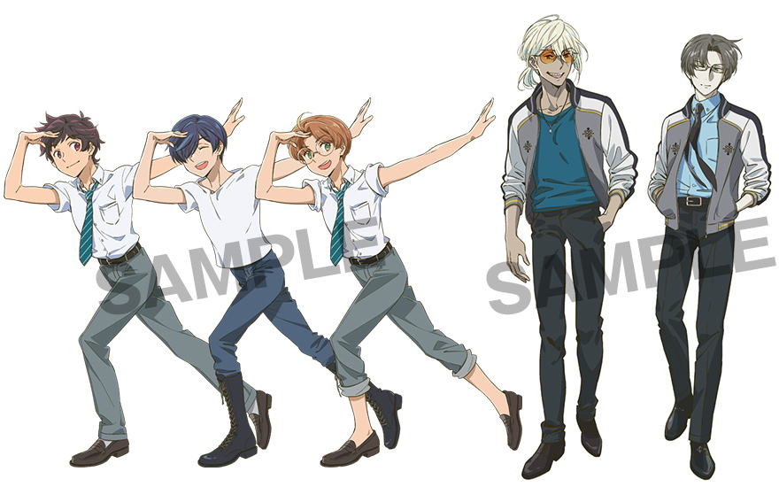 http://www.noitamina-shop.com/image/sarazanmai/1st-illustration.jpg