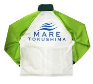 DIVE!!/DIVE!!/【店頭取扱】DIVE!! チームジャージ MARE TOKUSHIMA ver.