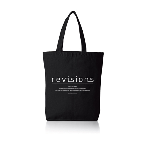 revisions リヴィジョンズ/revisions リヴィジョンズ/リヴィジョンズ トートバッグ