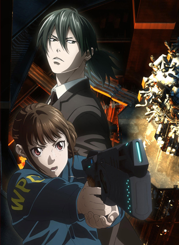 PSYCHO-PASS -サイコパス-/PSYCHO-PASS サイコパス Sinners of the System/★特典付★【Blu-ray】PSYCHO-PASS サイコパス Sinners of the System Case.1 罪と罰